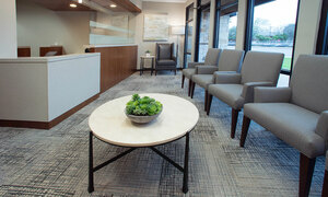 White Rock Dental Group - Waiting Room
